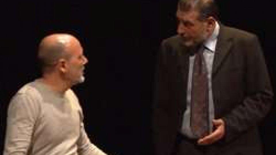 """Teatro: """"Cui prodest"""" ieri sera in scena al Titano"""