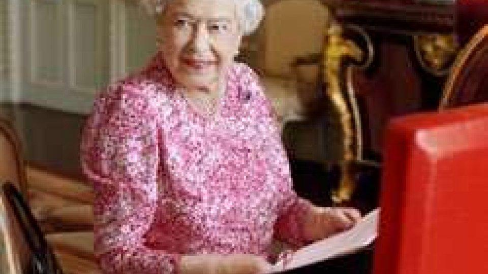 la foto ufficiale di Elisabetta