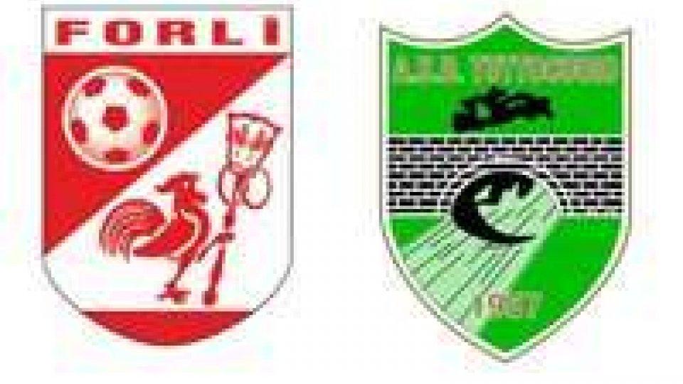 Forlì-Tuttocuoio 0-1