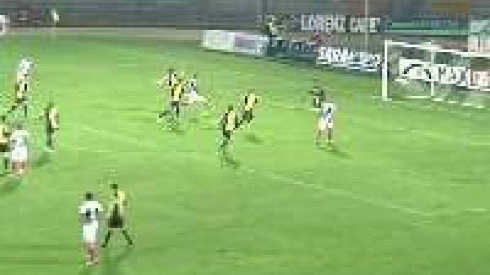Ascoli - Santarcangelo 2-0Ascoli - Santarcangelo 2-0