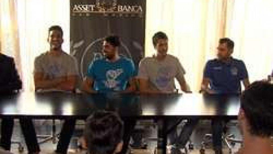 L'Asset presenta il rosterBasket, San Marino presenta il roster: obiettivo salvezza e playoff