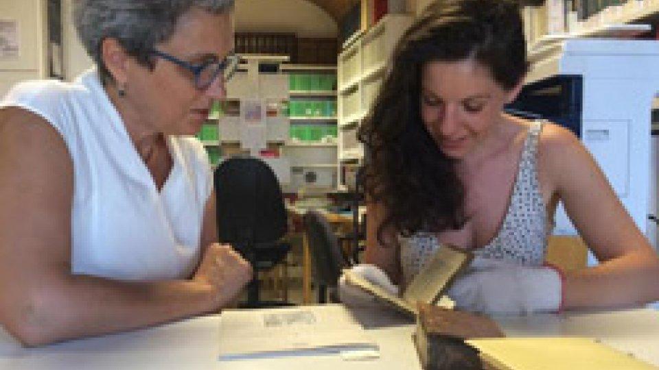 Accademici da USA e Singapore sul Titano per studiare i volumi della biblioteca dell'Università di San Marino