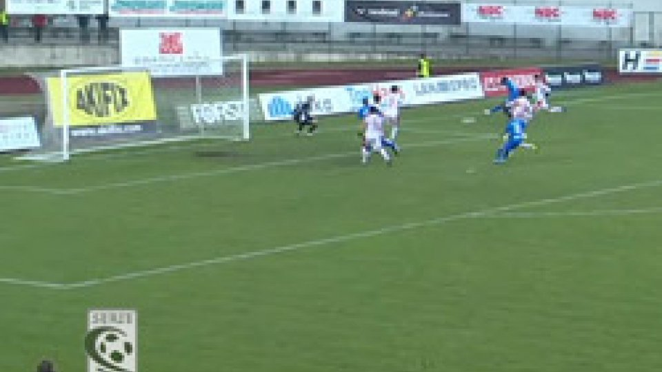 Sud Tirol-Vis Pesaro 0-1Sud Tirol-Vis Pesaro 0-1