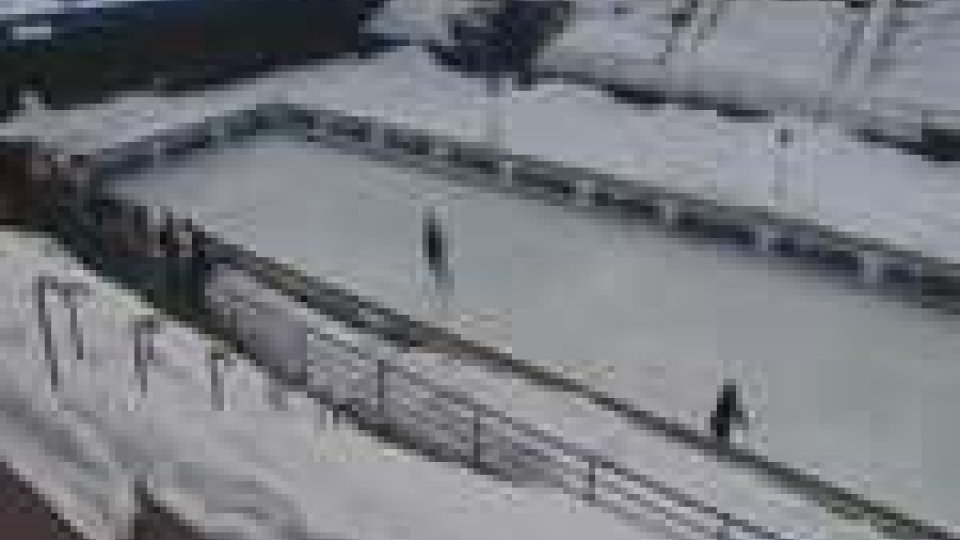 San Marino - Pattinaggio: riapre la pista sul ghiaccio a Montecchio