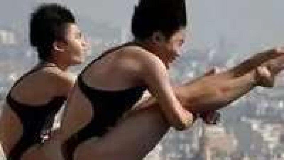 Mondiali nuoto: ancora Cina nei tuffi. Russia nel sincroMondiali nuoto: ancora Cina nei tuffi. Russia nel sincro