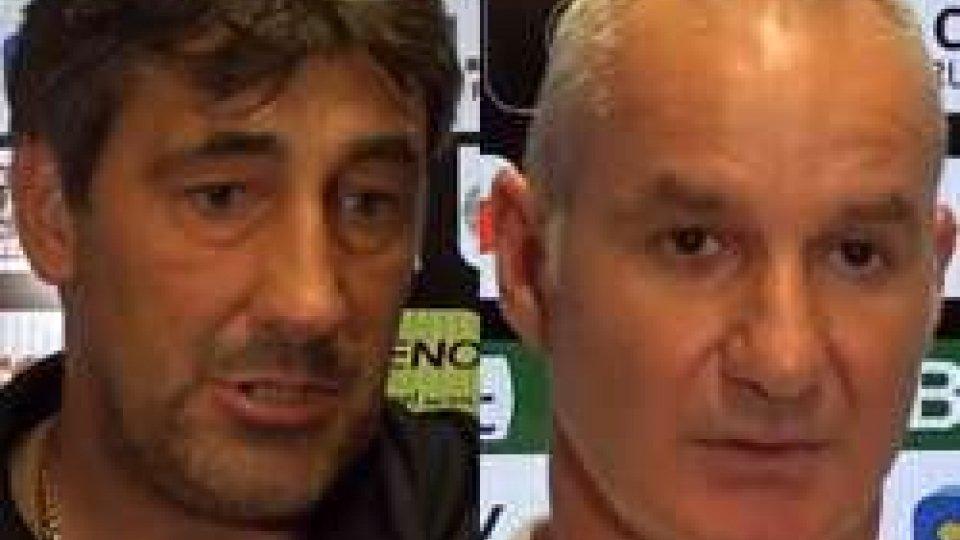 """Aglietti e DragoAscoli-Cesena, Drago: """"Ci è mancato solo il gol"""""""