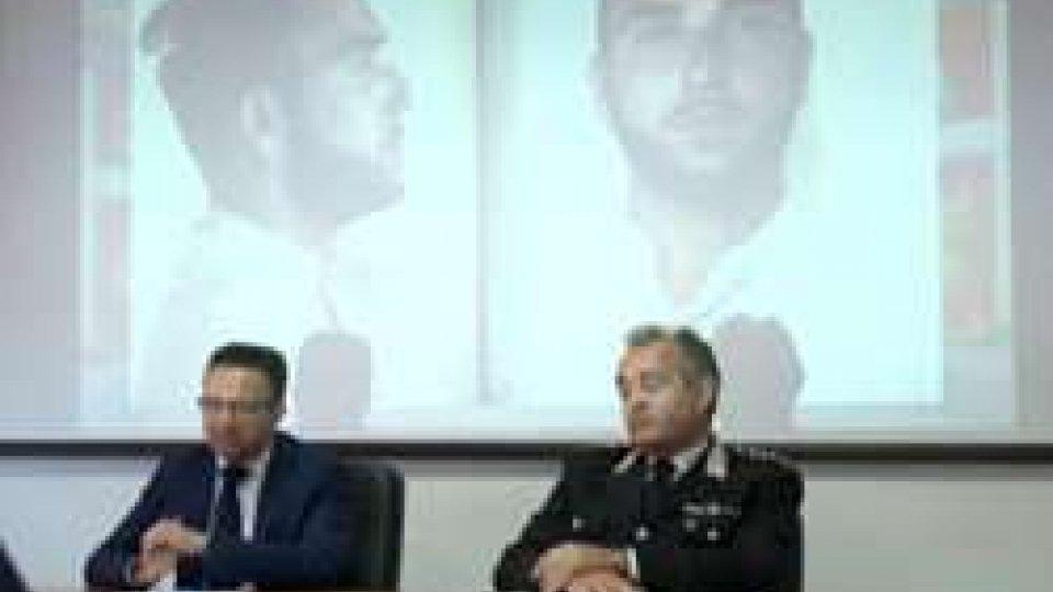 La conferenza stampa dei CarabinieriRimini, arresto dopo il 'si' risolve il caso dell'agguato di aprile