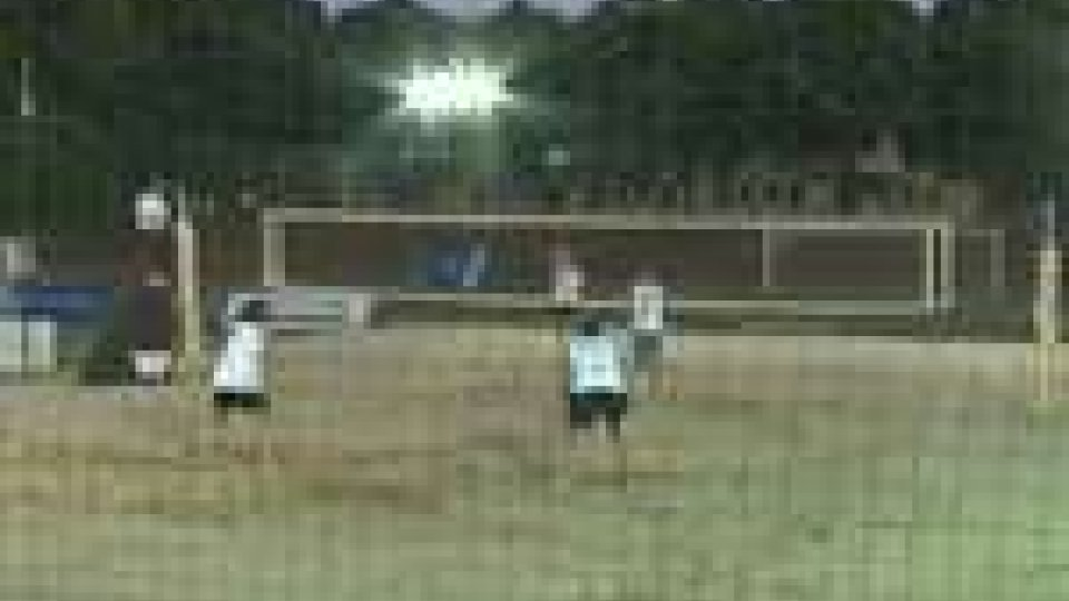 Kessler-Raggi campioni sammarinesi di Beach Volley