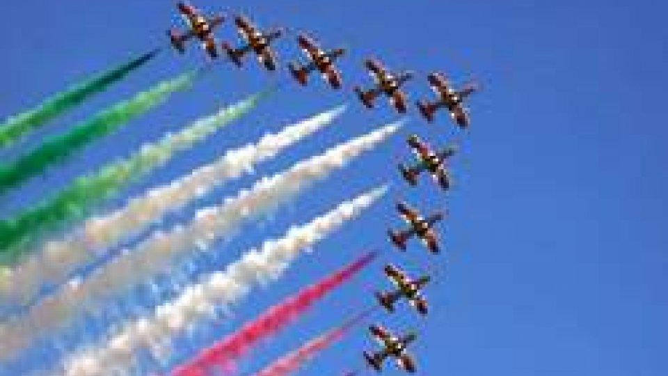 Frecce Tricolori Bellaria 3-4 giugno
