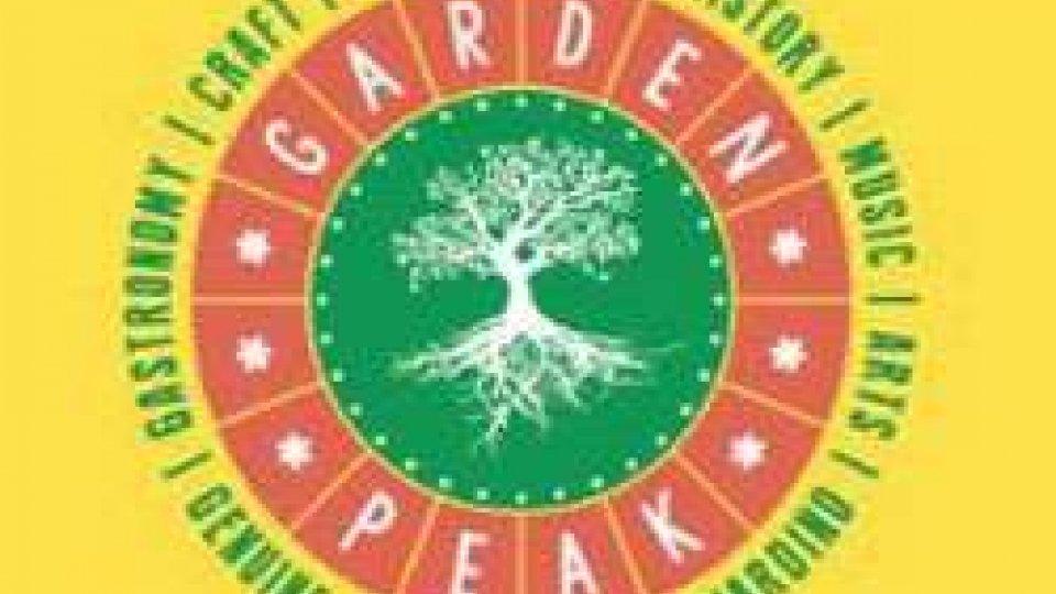 GARDEN PEAK, rassegna di enogastronomia, arte, cultura, musica e tradizione che si terrà domenica 17 luglio