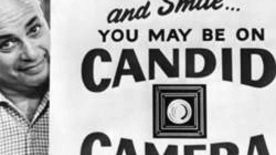 """Candid Camera"""