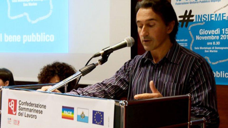 Alessio MuccioliCsdl: Fupi a congresso, Muccioli: non c' è responsabilità senza equità!