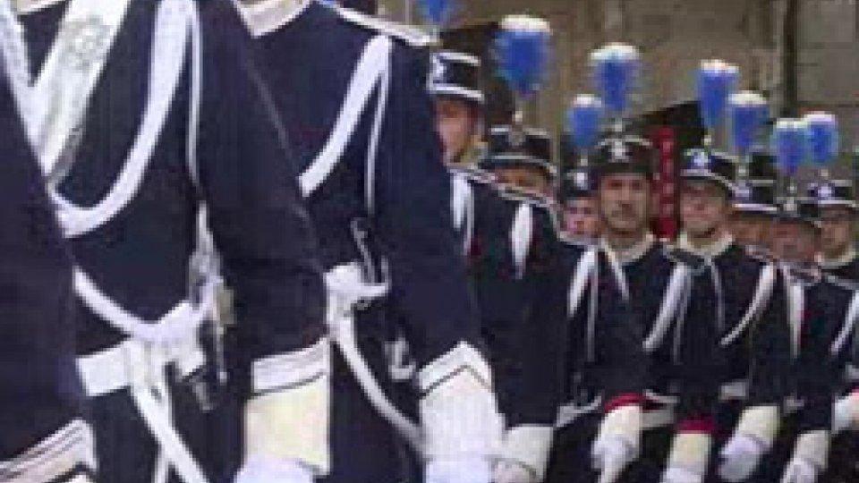 Bandi per nuovi arruolamenti nelle Milizie e nella Guardia di Rocca