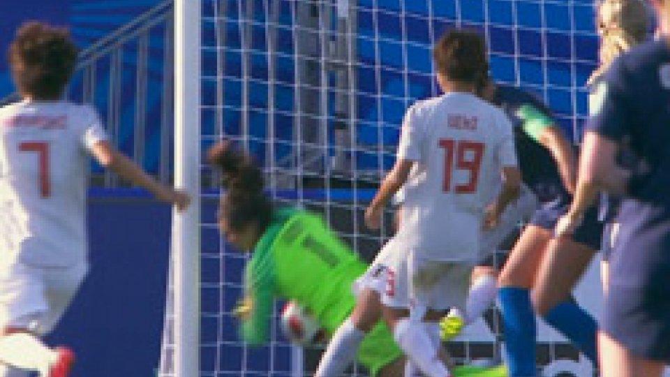 Il Giappone vince al debuttoMondiali Donne Under 20, il Giappone vince al debutto