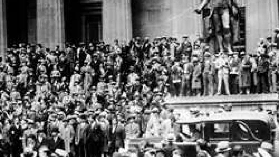 29 ottobre 1929: il martedì nero e il crollo di Wall Street