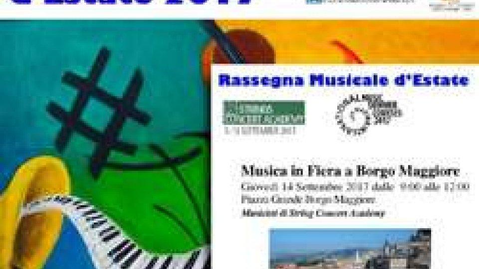 String Concert Academy: giovedì due appuntamenti