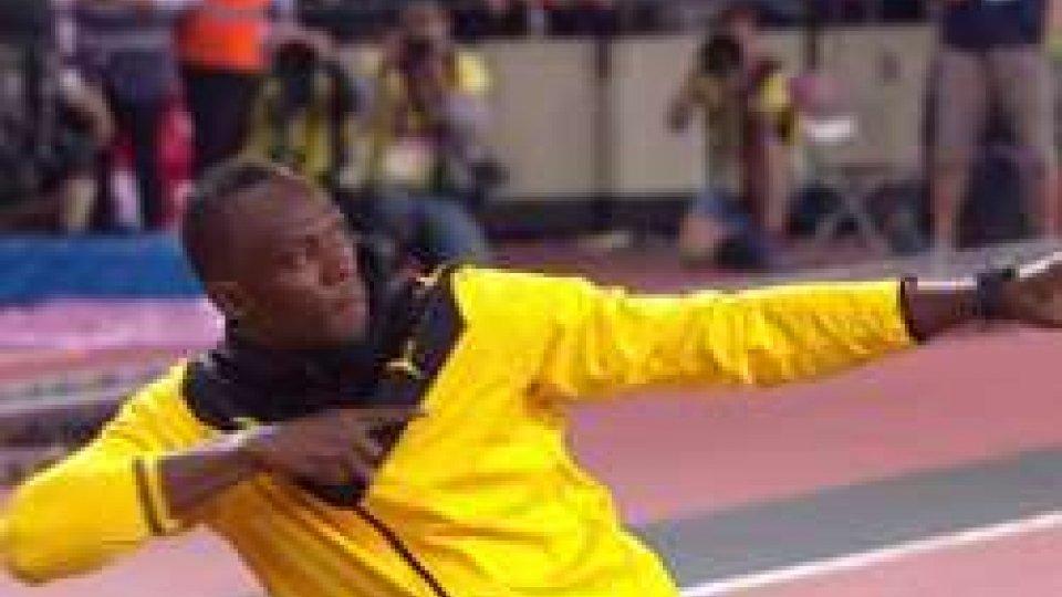 L'omaggio di Londra a Usain Bolt