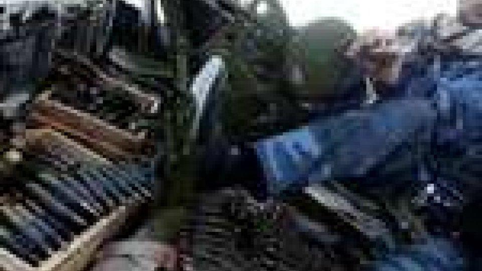 Libia: battaglia lealisti-ribelli al confine della Tunisia