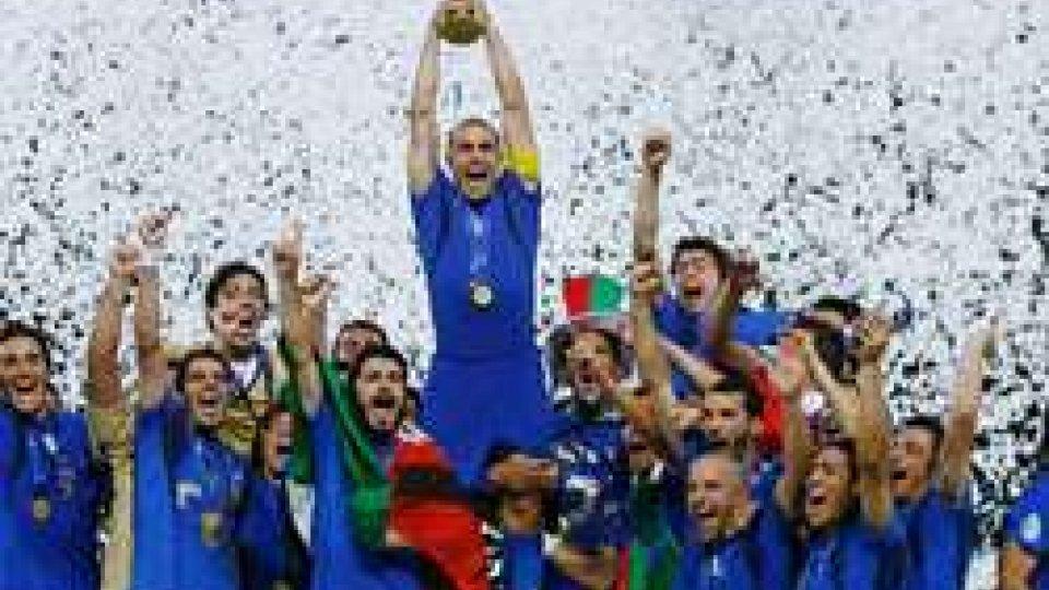 L'Italia è Campione del Mondo