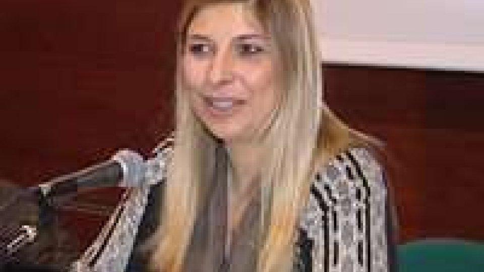 L'On. Silvia Velo al Convegno sulle Vie dell'AmbraL'On. Silvia Velo al Convegno sulle Vie dell'Ambra