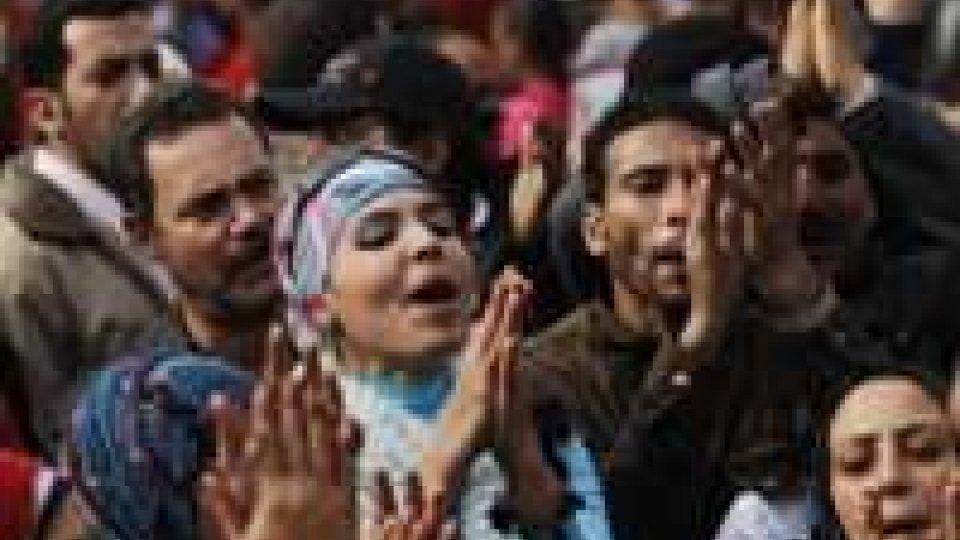 Egitto: manifestazione a favore di Morsi