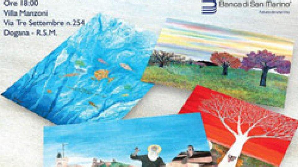 Inaugurazione mostra pittura Giuseppe Reggini