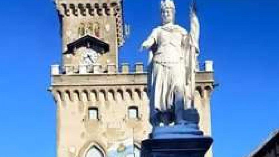 """Palazzo Pubblico e Statua della LibertàUnioni Civili: il Pdcs lavora ad un testo di legge, il Psd avverte """"non giocheremo al ribasso"""""""
