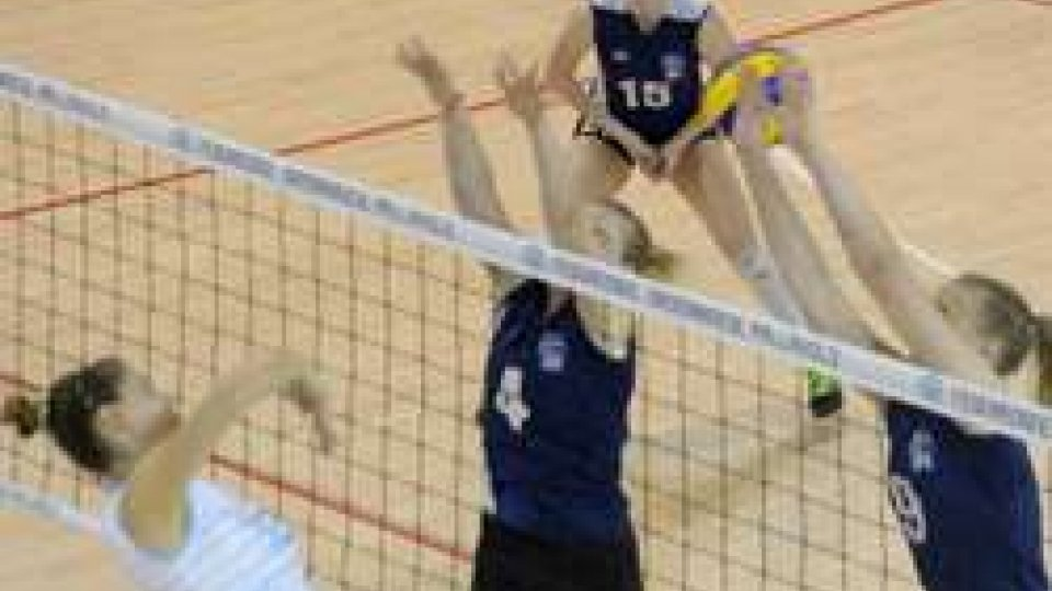Volley: troppo Cipro per San Marino, l'Islanda al tie-break nelle donneVolley: troppo Cipro per San Marino, l'Islanda al tie-break nelle donne