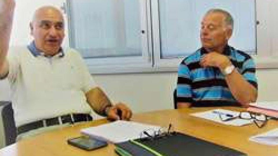 Gianluigi Giardinieri e Armando Stacchini