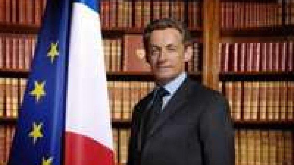 Nicolas Sarkozy per salvare l'UMP