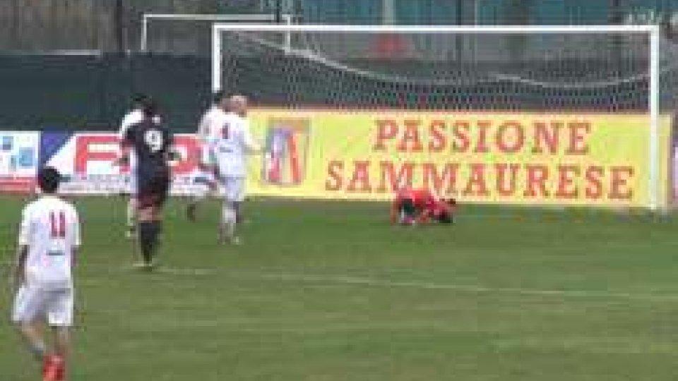 Sammaurese-Fiorenzuola 0-0Sammaurese-Fiorenzuola 0-0
