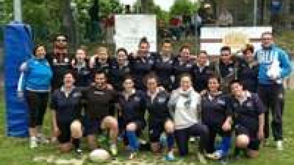 Rugby femminile: in casa terzo posto per le Pellerosse