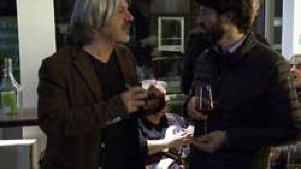 A sinistra Marco Vincenzi