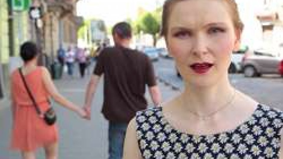 Victoria PolischukL'Ue abolisce il visto per i cittadini ucraini
