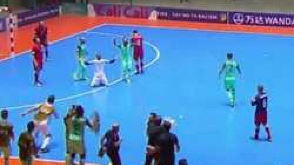 Mondiali futsal, Argentina e Portogallo le altre due semifinalisteMondiali futsal, Argentina e Portogallo le altre due semifinaliste