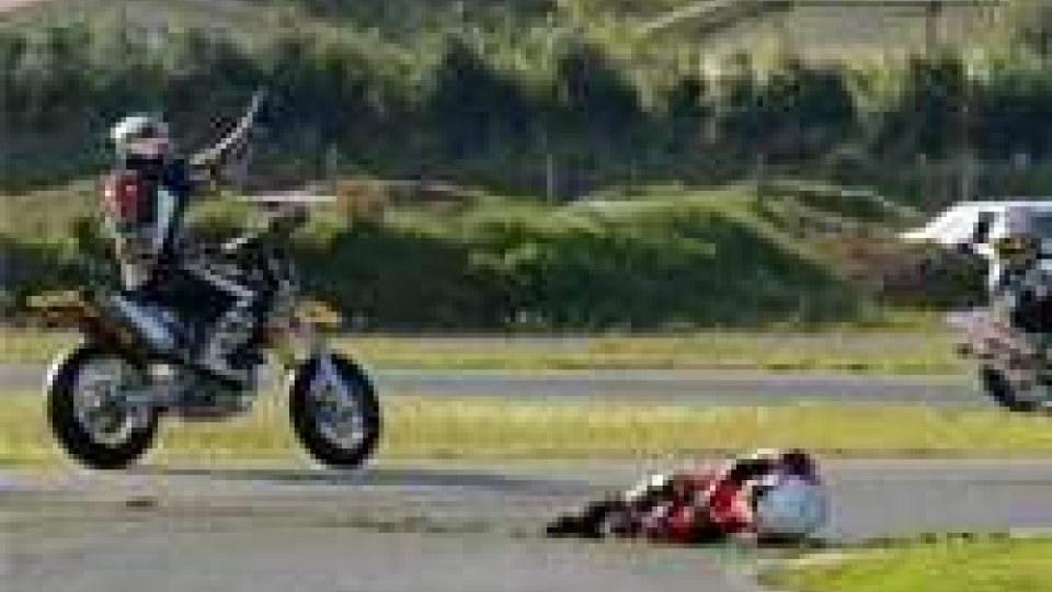 Doriano Romboni: pm sequestra pista, incongruenze sicurezza