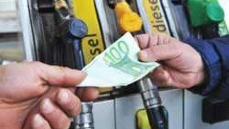 Aumento del carburante