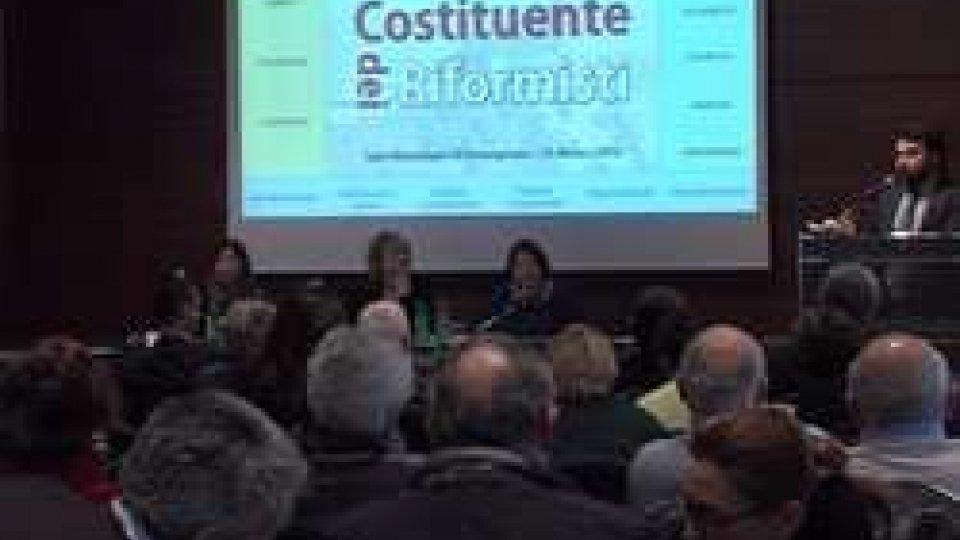 Costituente dei riformistiCostituente dei riformisti: questa sera incontro chiarificatore