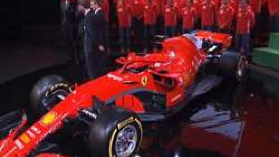 SF71H la nuova Ferrari di F1
