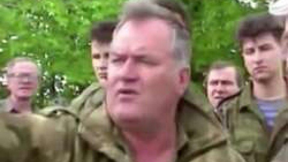 MladicStrage di Srebrenica: lo stato olandese condannato a risarcire i famigliari di 300 vittime
