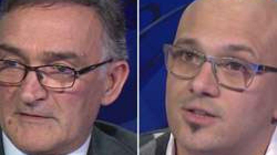 Giancarlo Capicchioni e Dalibor Riccardi