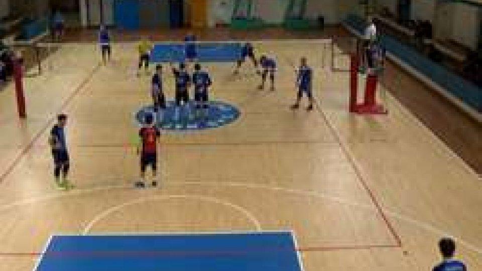 E 0 Titan Services San MauroVolley: la Titan Services perde il derby contro il San Mauro Pascoli
