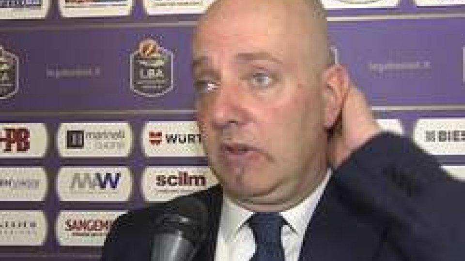 Massimiliano MenettiBasket, Pesaro-Reggio Emilia: le affermazioni post partita di Massimiliano Menetti e Spiro Leka