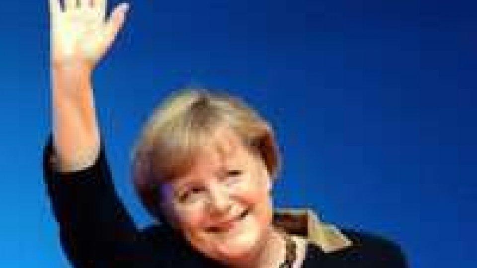 Angela Merkel rieletta alla guida della Cdu