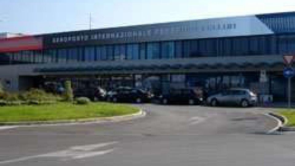 Aeroporti, Rimini: male l'estate, passeggeri sotto le attese