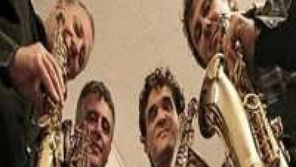 """""""Musica nel Chiostro"""" con Italian Saxophone Quartet"""
