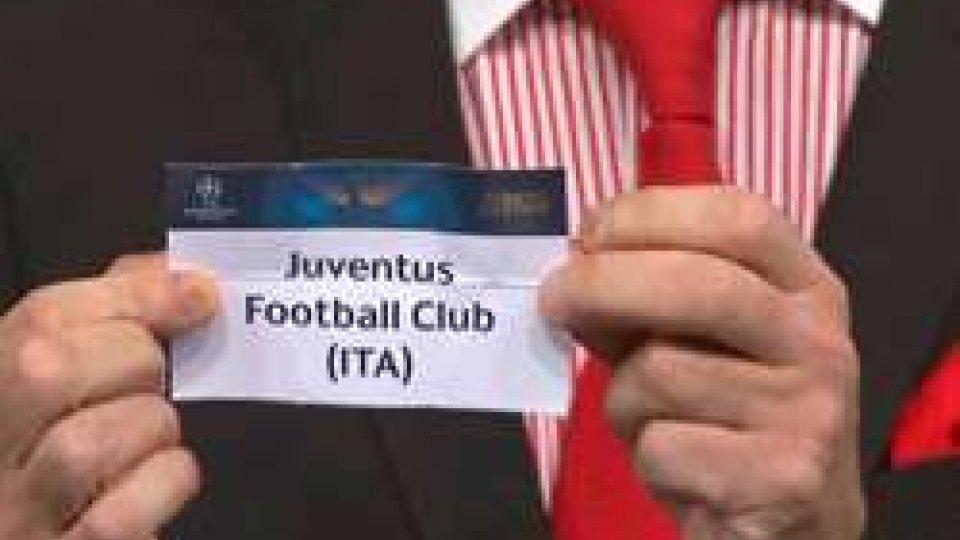 sorteggioChampions League: Juventus-Monaco in semifinale