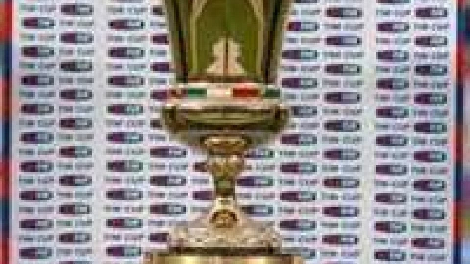 Coppa Italia: nel week end le partine del terzo turno