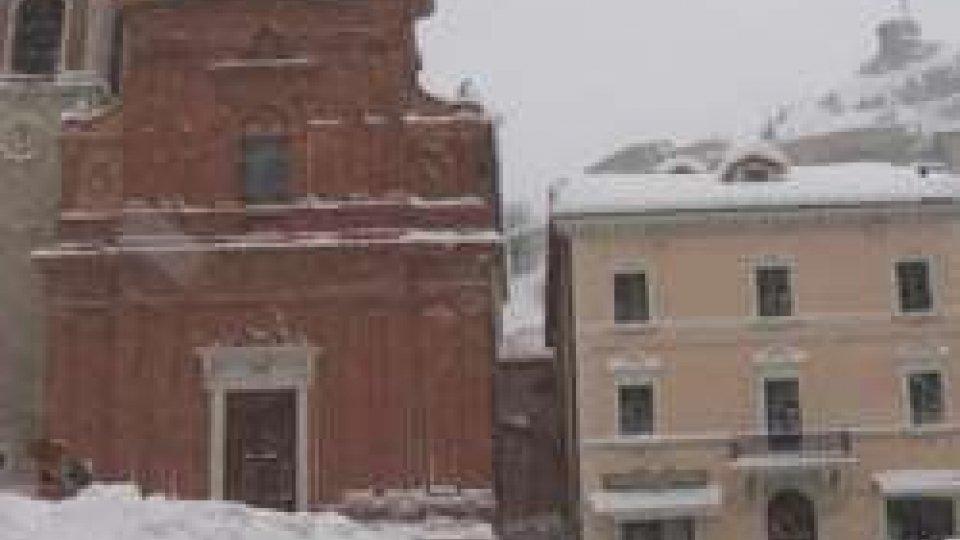 PennabilliPennabilli: sindaco, preoccupati per il perdurare della neve