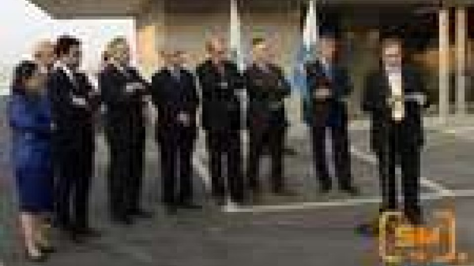 San Marino - I Capitani Reggenti hanno inaugurato il parcheggio multipiano dell'Ospedale